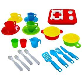 Набор «Кухня», 24 предмета