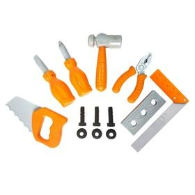 Набор инструментов строительных, 13 предметов