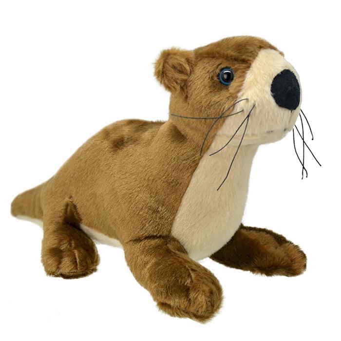 Мягкая игрушка «Речная выдра» 25 см