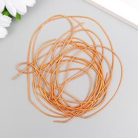 Kanitel soft, smooth, glossy, pale orange 5 gr