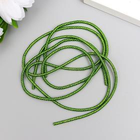 Kanitel soft, curly, matte, green grass 5 gr