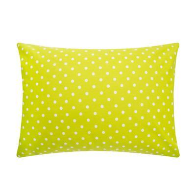 "Pillow case 50*70 Ethel ""Lime cheesecake"", calico, 125 gr / m2, 100% cotton"