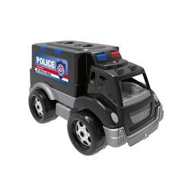 Машина «Полиция» чёрная