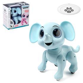 Робот-питомец радиоуправляемый «Слон»