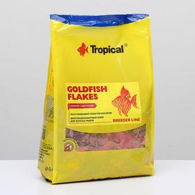 Корм для рыб Goldfish Flakes в виде хлопьев, 1 кг
