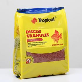 Корм для дискусов Dyscis Granulesв виде медленно тонущих гранул, 1 кг