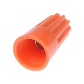 Зажим соединительный düwi СИЗ-3, 6 мм2, изолирующий, оранжевый, 10 шт.