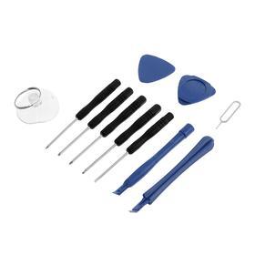 Набор инструментов для ремонта смартфонов и планшетов Park 7575, 11 предметов