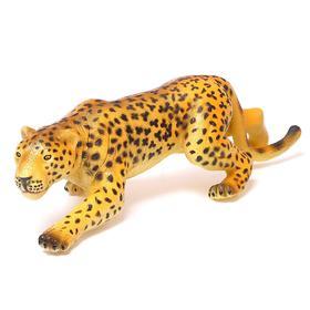 Фигурка животного «Леопард»