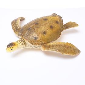 Фигурка животного «Морская черепаха», длина 34 см