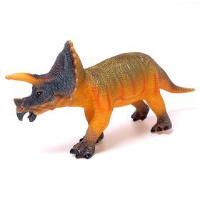 Фигурка динозавра «Трицератопс»