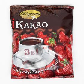 Какао 3в1 «Фунтик», со вкусом клубники 20 г
