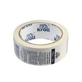 Лента малярная Kroll, клейкая, на бумажной основе, 38 мм х 30 м