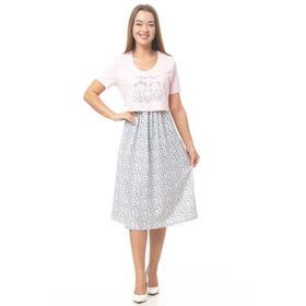 Сорочка женская, цвет МИКС, размер 54