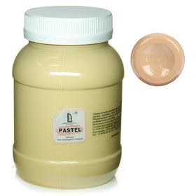 Краска акриловая 500 мл, LUXART Pastel, цвет песочный пастельный A23V500