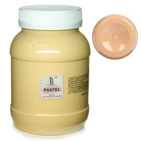 Краска акриловая 500 мл, LUXART Pastel, цвет персиковый пастельный A27V500