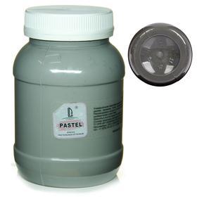 Краска акриловая 500 мл, LUXART Pastel, цвет серый пастельный A28V500