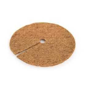 Круг приствольный, d = 0,3 м, из кокосового полотна Ош