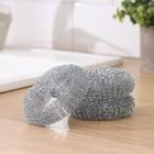 Набор губок для чистки посуды Доляна, 12 гр, 3 шт