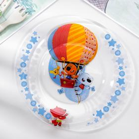 Тарелка «Ми-Ми-Мишки. Путешествие на шаре», d=19 см