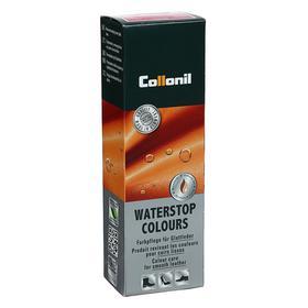 Крем водоотт. Collonil Waterstop tube для гладкой кожи с губкой, красный, 75 мл