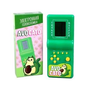 Электронная головоломка Avocato