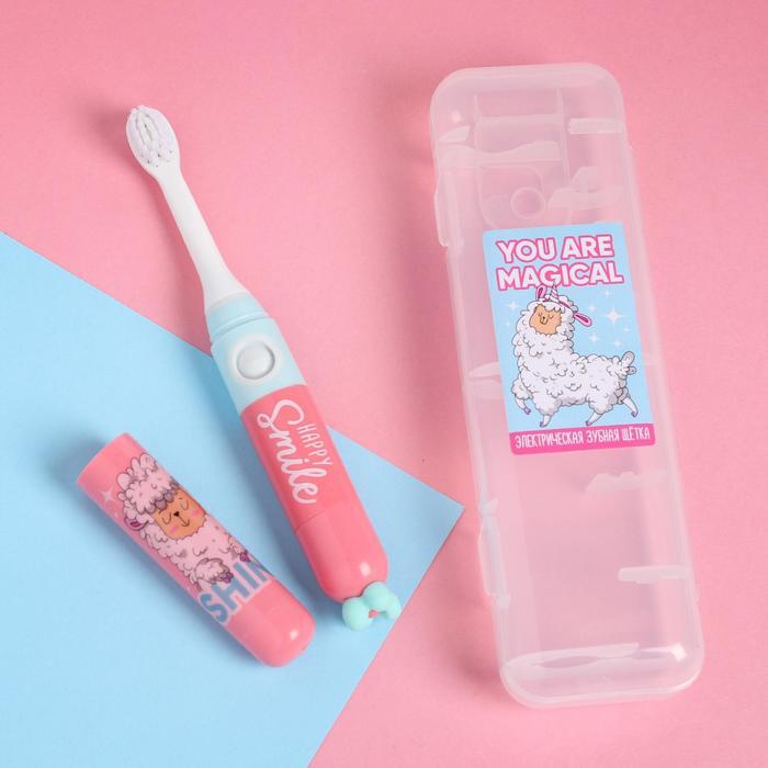 Электрическая зубная щетка You are magical, LP-007, 19,2 х 5,5 см