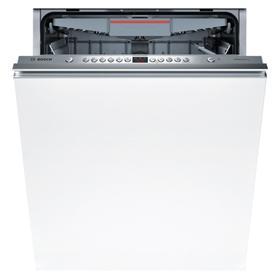 Посудомоечная машина Bosch SMV46MX01R, класс А, 13 комплектов, 6 программ, белая