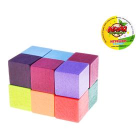 Головоломка «Кубик на резиночке»