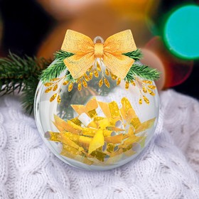 """A set of creative """"Christmas decorations """"Fabulous New year"""" wishes"""