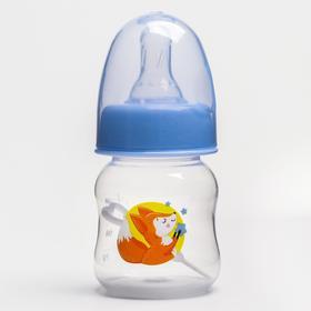 "60 ml feeding bottle with ""Fox Cub"" pacifier"""