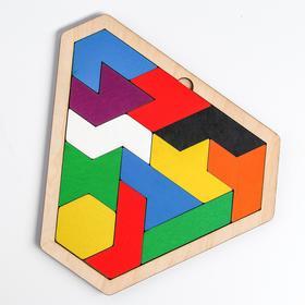 Игра деревянная «Tetrisdiamond»