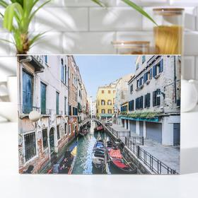 Доска разделочная «Венеция»,18,5×25 см