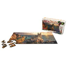 Фигурный деревянный пазл «Travel collection» Ласточкино Гнездо
