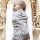 Пелёнка детская, принт кляксы, звёзды, palm tree 80x80 см, 3 шт в наборе - фото 764031