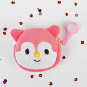 """Soft wallet """"Cat"""", MIX colors"""