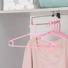 """Children's hanger size 30-34 """"classic"""", color MIX"""
