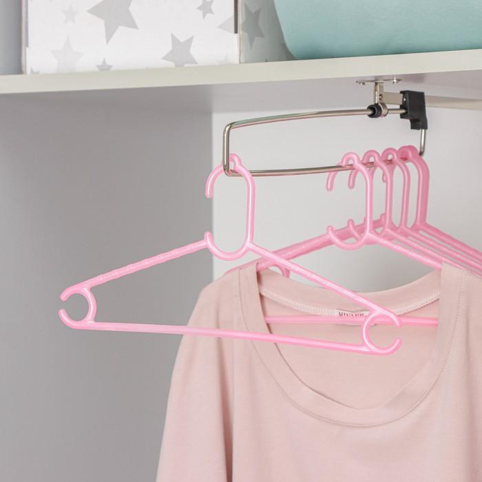 """Вешалка детская """"Классик"""", размер 30-34, цвет МИКС"""