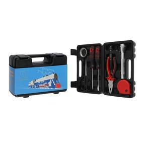 Набор инструментов в кейсе TUNDRA '23 Февраля', подарочная упаковка, 8 предметов Ош