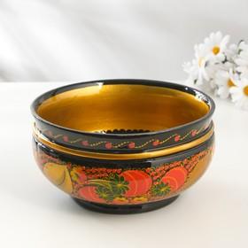 {{photo.Alt || photo.Description || 'Чашка «Под окрошку», 18х9,5 -19×11,5 см, хохлома,  микс'}}