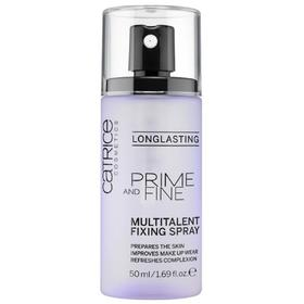 Спрей для фиксации макияжа Catrice Prime And Fine Multitalent Fixing Spray, 50 мл