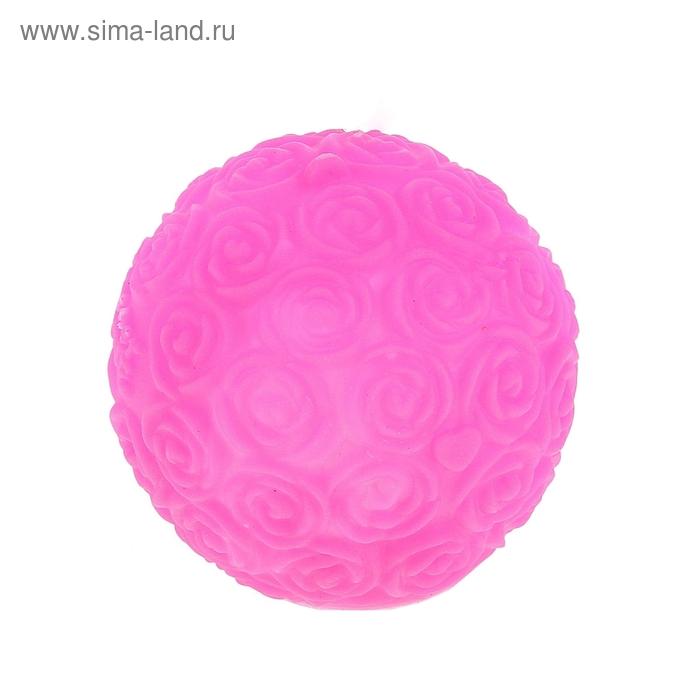 """Ночник """"Розовый шарик из роз"""""""