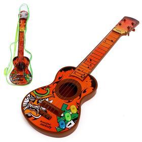 Игрушка музыкальная гитара «Аккорд», звуковые эффекты