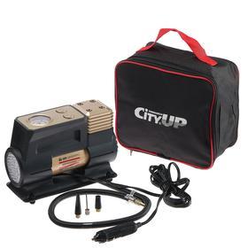 Компрессор автомобильный City-UP Speedy АС-591, 12 В, 180 Вт, 10 атм, 35 л/мин