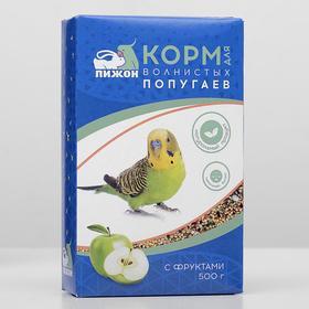 Корм 'Пижон' для волнистых попугаев, 500 г Ош