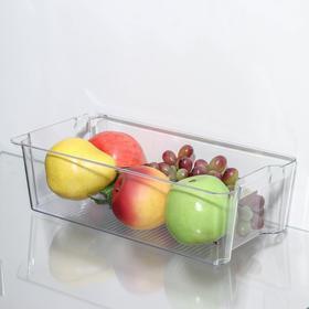 {{photo.Alt || photo.Description || 'Органайзер для холодильника, 31×16×9 см, цвет прозрачный'}}