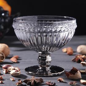 {{photo.Alt || photo.Description || 'Креманка круглая «Босфор», 350 мл, 12×11 см, цвет градиент серебро'}}