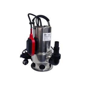 Насос фекальный STI FP-550 N, напор максимальный 7м, 550 Вт, 166 л/мин, нерж.сталь
