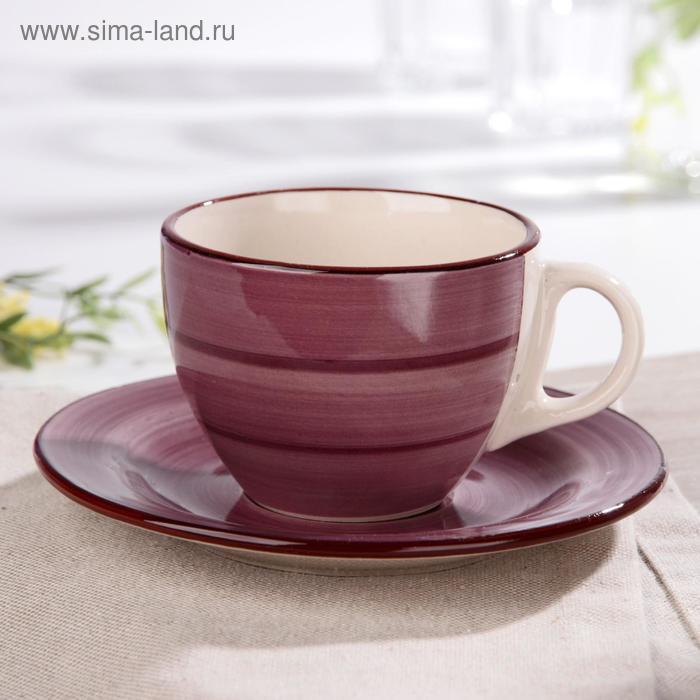 "A couple of tea ""Flotsam"" Cup 220 ml saucer"