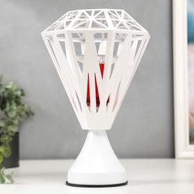 Aroma lamp touch 16187/1 G4 20W white 21.5x21.5x30 cm.
